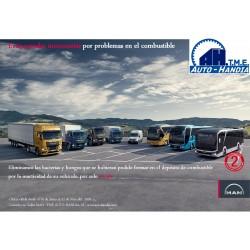 Campaña Bacterias en combustible